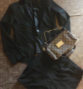 Пиджак, юбка, сумка‼️‼️‼️