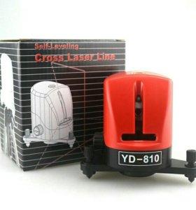 Лазерный Уровень YD-810. Нивелир. Новый.