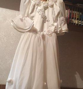 Платье детское для выпускного