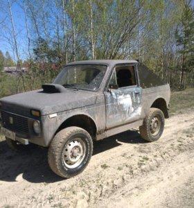 ВАЗ (Lada) 4x4, 1989