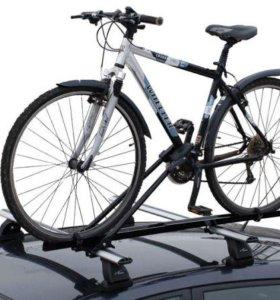Новое Крепление для перевозки велосипедов