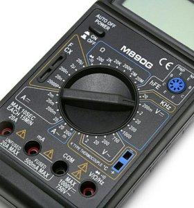 Мультиметр Master Professional M890G