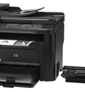 НР 1536 принтер/сканер/копир