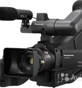 Профессиональная видеокамера Panasonic HDC MDH1