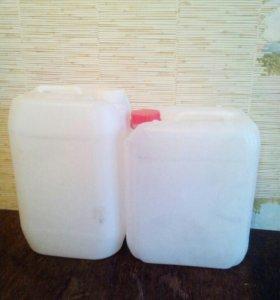Канистры пищевые 10 литров