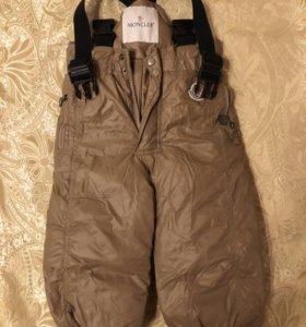 Зимние штаны Moncler