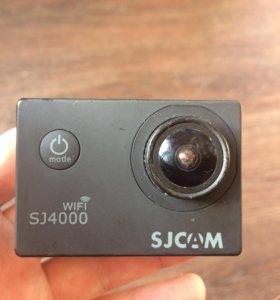 Экшн Камера sj4000wifi