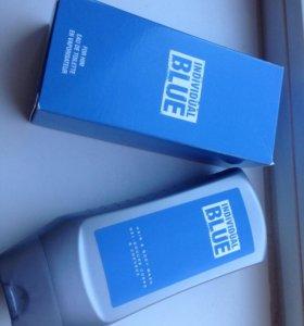 Туалетная вода avon individual blue + гель д/душа