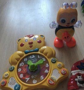 Музыкальные , обучающие игрушки