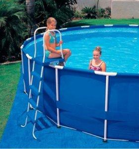 Лестница для бассейна 91 см.