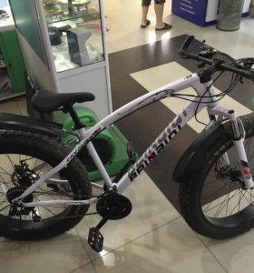 Велосипед горный Fetbike