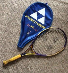 Детская ракетка Fischer для большого тенниса