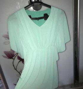 Платье новое шифоновое
