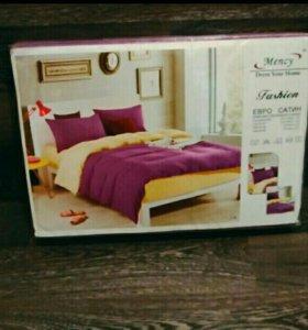 Комплект постельного белья. Новый