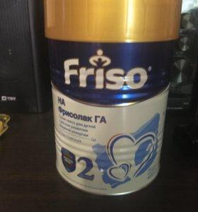 Детская смесь Friso 2