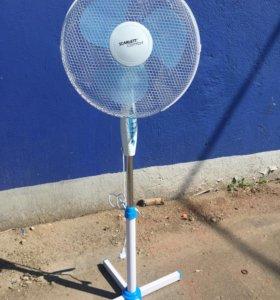 Вентилятор напольный Scarlett SC-1176