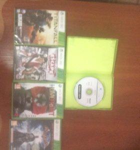 Обменяю или продам игры на Xbox 360