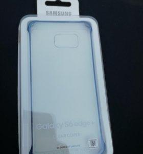 Чехол на Samsung Galaxy S6 edge + clean cover