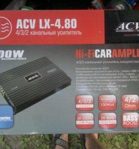Продам усилитель ACV