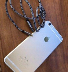 iPhone 6 Plus 128gb gold ростест