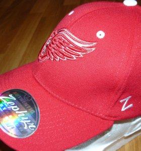 Новая бейсболка Zephyr NHL Detroit M/L