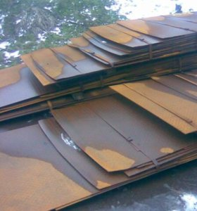 Листовой металл 4мм