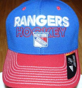 Новая бейсболка Adidas NHL New York Rangers