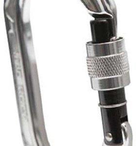Карабин Mad Rock Oval Screw Lock - новый