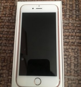 Apple iPhone 6S 64 Rose Gold