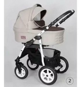 Коляска baby car polo,2 в1