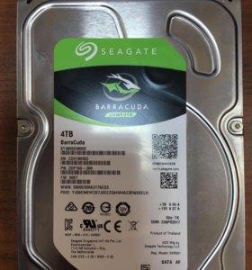 Жесткий диск Seagate ST4000DM005