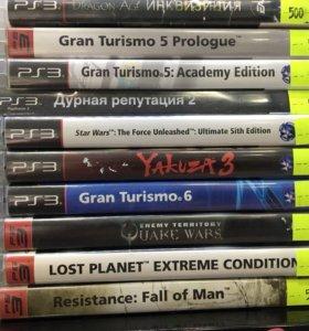 Диски для PS3, PS4, Xbox 360, Xbox One