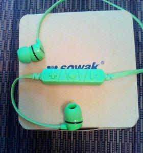Беспроводные наушники / Bluetooth гарнитура