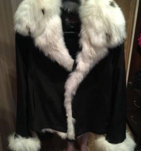 Куртка на кролике