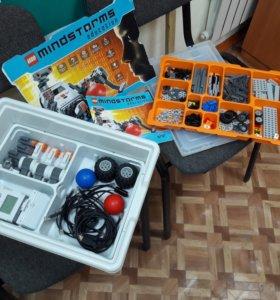 Lego Mindstorms NXT базовый набор. 9797