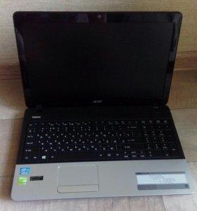 Ноутбук Acer Aspire E1 571G-33124G50Mnks