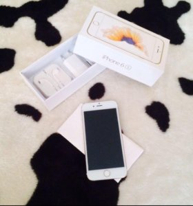 iPhone 6s,Gold,64gb