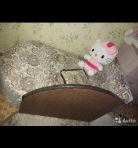 диван раскладной детский