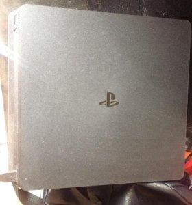 Sony PlayStation 4 с играми