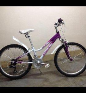 Подростковый велосипед stels navigator