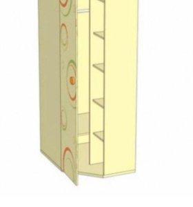 Шкаф угловой (в детскую)