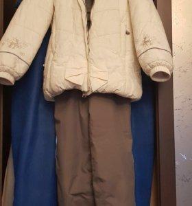 Зимний комбинезон , куртка Kerry, штаны рейма