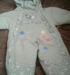 Детский комбензон