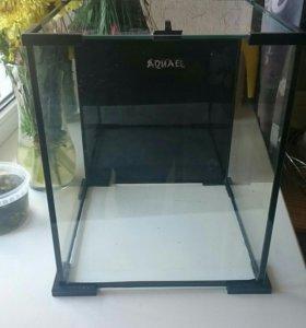 Аквариум куб Акваэль 30 литров