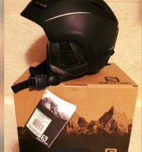 Шлем горнолыжный Solomon Phantom custom AIR новый