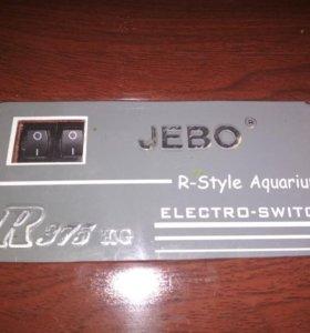 Jebo R375 на 140 литров