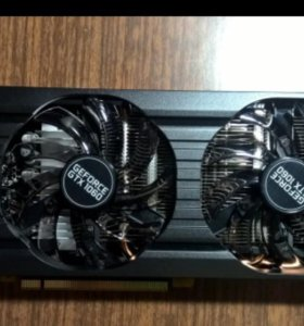 Видеокарта Palit GeForce GTX 1060 3гб
