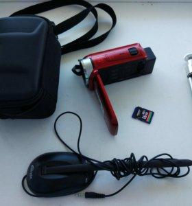 Видеокамера Canon legria HF R46