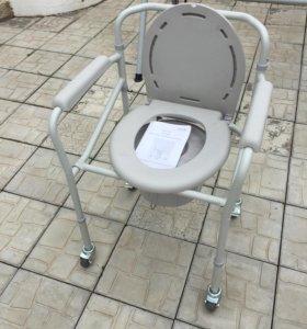 Новое кресло-туалет