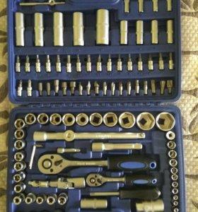 Набор инструментов 108 предметов новый
